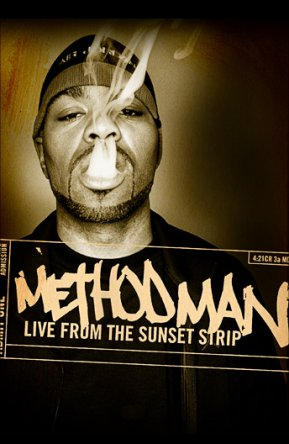 MethodMan – Live from the Sunset Strip (2008)