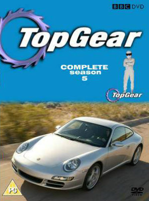 Топ Гир / Top Gear UK (Сезон 5) (2004)