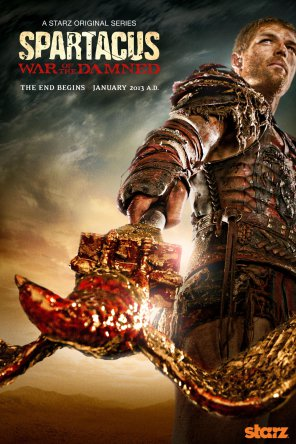 Спартак: Война проклятых / Spartacus: War of the Damned (2013) (3 сезон)