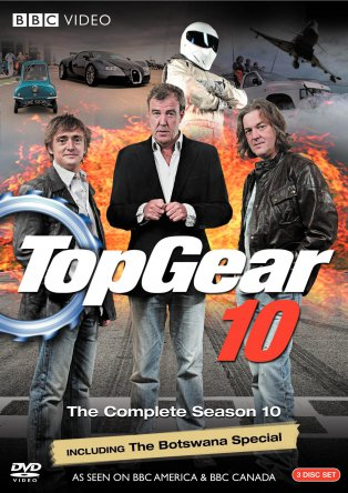 Топ Гир / Top Gear UK (Сезон 10) (2007)
