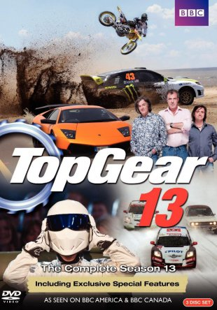 Топ Гир / Top Gear UK (Сезон 13) (2009)