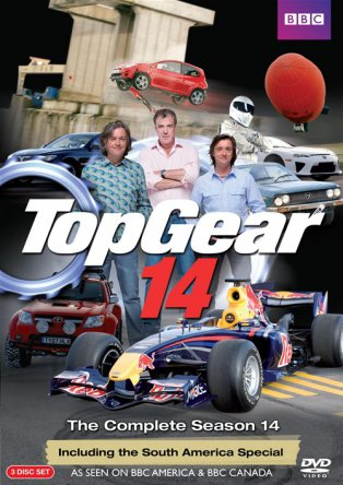 Топ Гир / Top Gear UK (Сезон 14) (2010)