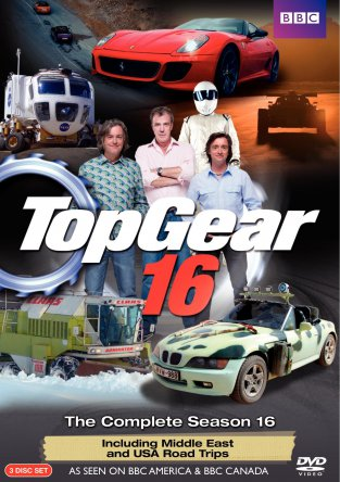 Топ Гир / Top Gear UK (Сезон 16) (2011)