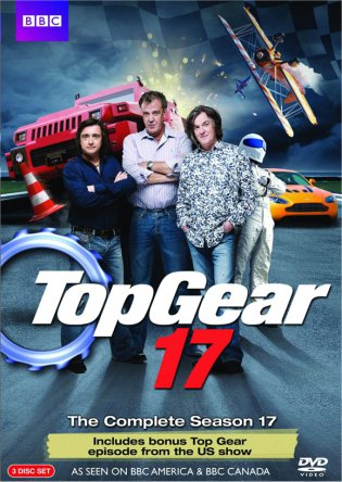 Топ Гир / Top Gear UK (Сезон 17) (2011)