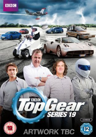 Топ Гир / Top Gear UK (Сезон 19) (2013)