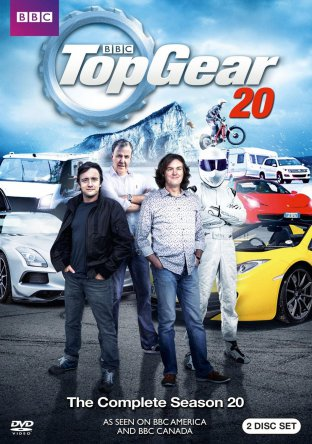 Топ Гир / Top Gear UK (Сезон 20) (2013)
