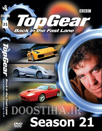 Топ Гир / Top Gear UK (Сезон 21) (2014)