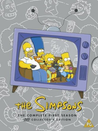 Симпсоны / The Simpsons (Сезон 1) (1989-1990)