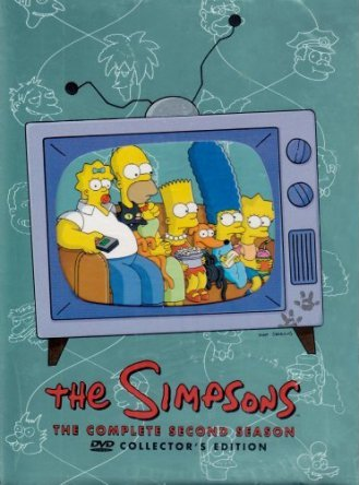 Симпсоны / The Simpsons (Сезон 2) (1990-1991)