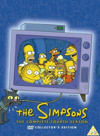 Симпсоны / The Simpsons (Сезон 4) (1992-1993)