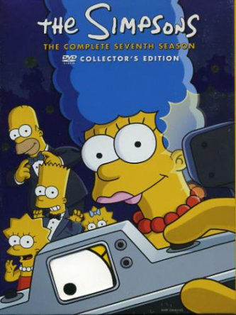 Симпсоны / The Simpsons (Сезон 7) (1995-1996)