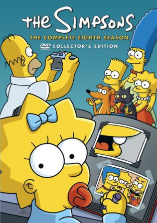 Симпсоны / The Simpsons (Сезон 8) (1996-1997)