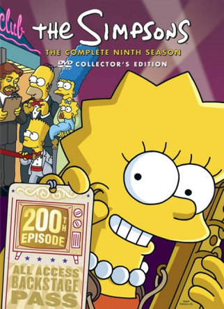 Симпсоны / The Simpsons (Сезон 9) (1997-1998)