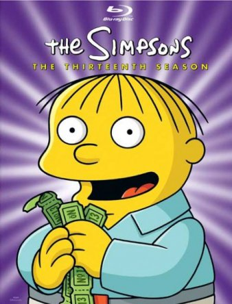 Симпсоны / The Simpsons (Сезон 13) (2001-2002)