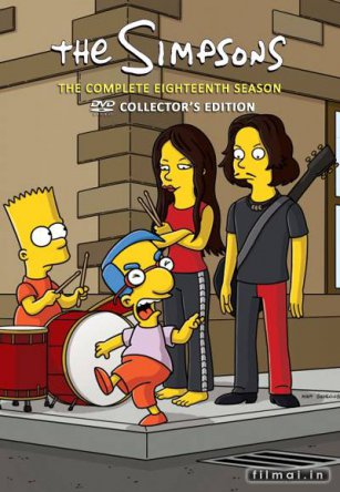 Симпсоны / The Simpsons (Сезон 18) (2006-2007)