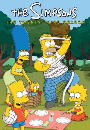 Симпсоны / The Simpsons (Сезон 23) (2011-2012)