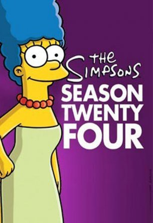 Симпсоны / The Simpsons (Сезон 24) (2012-2013)