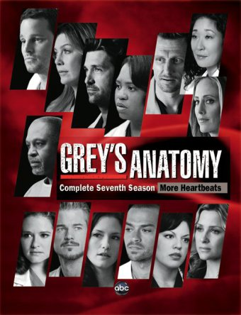 Анатомия Грей / Анатомия страсти / Greys Anatomy (Сезон 7) (2010)