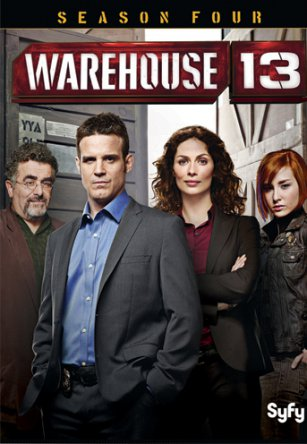 Хранилище 13 / Warehouse 13 (Сезон 4) (2012)