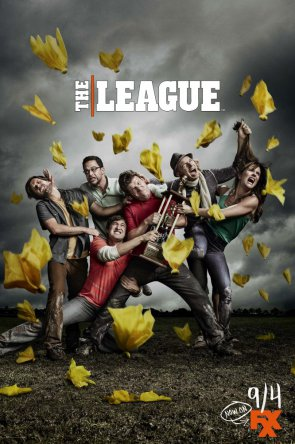 Лига / The League (Сезон 1-5) (2009-2014)