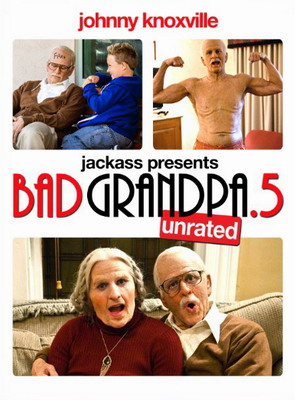 Несносная бабуля / Jackass Presents: Bad Grandpa .5 (2014)
