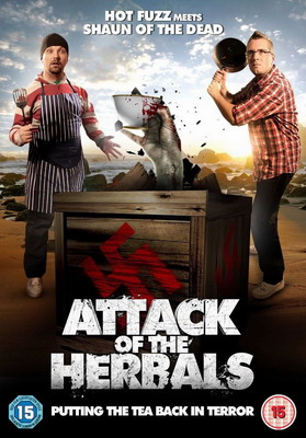 Травяная атака или Зомби-чай / Attack of the Herbals (2011)