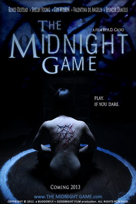Полуночная игра / The Midnight Game (2013)