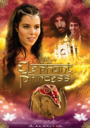 Слон и принцесса / The Elephant Princess (Сезон 1-2) (2008-2011)