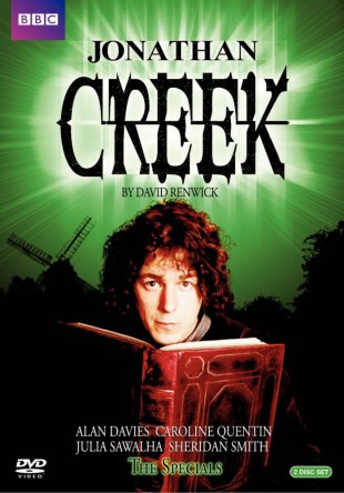 Джонатан Крик / Jonathan Creek (Сезон 1-5) (1997-2014)