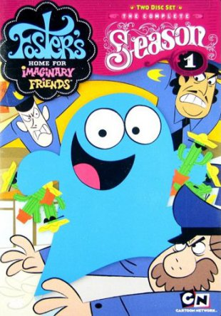 Дом друзей Фостера Foster's / Home for Imaginary Friends (Сезон 1-6) (2004–2009)