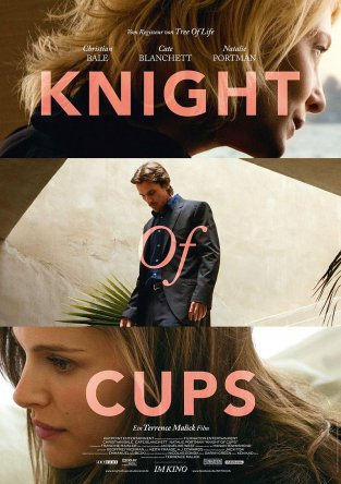 Рыцарь кубков / Knight of Cups (2015)