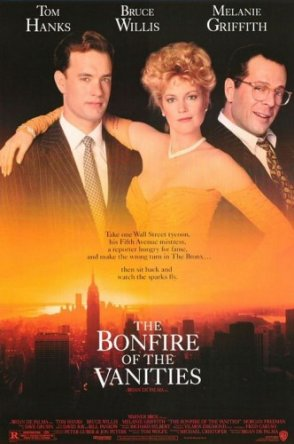 Костер тщеславий / The Bonfire of the Vanities (1990)