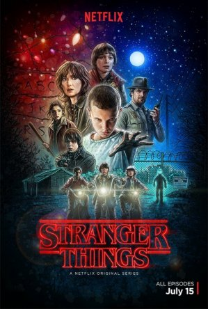 Очень странные дела / Stranger Things (Сезон 1-2) (2016)
