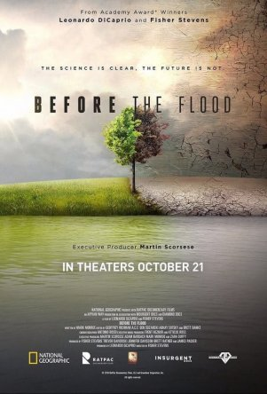 National Geographic. Спасти планету / Before the Flood (2016)