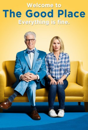 В лучшем мире / The Good Place (Сезон 1) (2016)