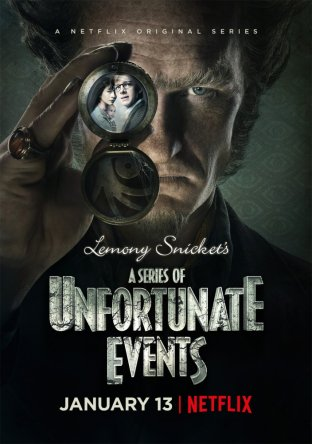 Лемони Сникет: 33 несчастья / A Series of Unfortunate Events (Сезон 1-2) (2017-2018)