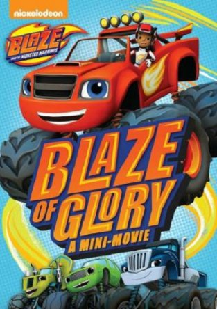 Вспыш и чудо-машинки / Blaze and the Monster Machines (2014) (Сезон 1-3)