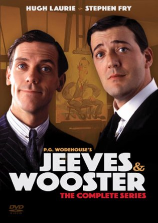 Дживс и Вустер / Jeeves and Wooster (Сезон 1-4) (1990-1993)