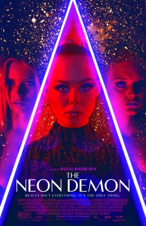 Неоновый демон / The Neon Demon (2016)