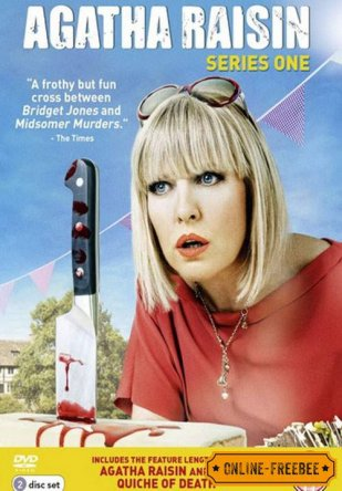 Агата Рейзин / Agatha Raisin (Сезон 1) (2016)