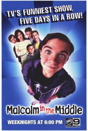 Малкольм в центре внимания / Malcolm in the Middle (Сезон 1-7) (2000–2006)