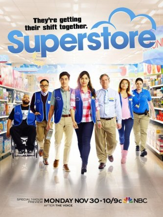 Супермаркет / Superstore (Сезон 1) (2015)