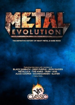 Эволюция метала / Metal Evolution (Сезон 1) (2011–2012)