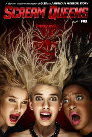Королевы крика / Scream Queens (Сезон 1) (2015)