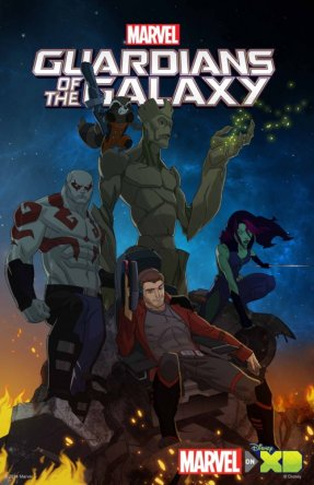 Стражи Галактики / Marvel's Guardians of the Galaxy (Сезон 1) (2015)