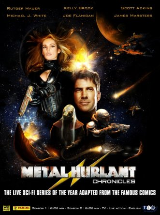 Военная хроника / Metal Hurlant Chronicles (Сезон 1-2) (2012)