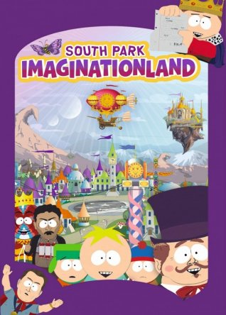 Южный Парк: Воображляндия (видео) / South Park: Imaginationland (2008)