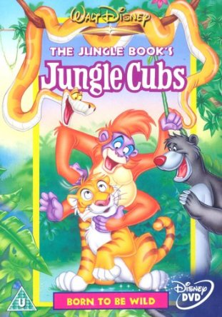Детеныши джунглей / Jungle Cubs (Сезон 1-2) (1996-1998)
