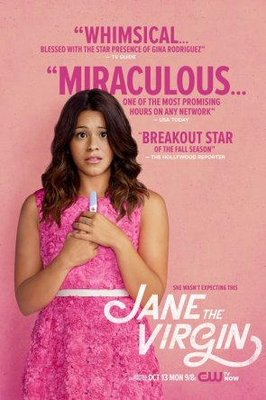 Девственница / Jane the Virgin (Сезон 1) (2014)
