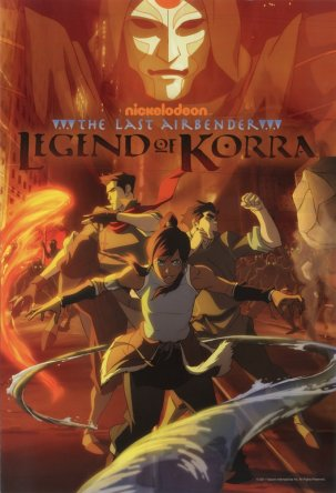 Легенда о Корре / The Legend of Korra (Сезон 1-4) (2012-2015)
